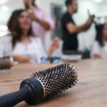 hairdresser, hair, comb